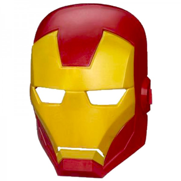 AVENGERS IRON MAN - HELMET MASK