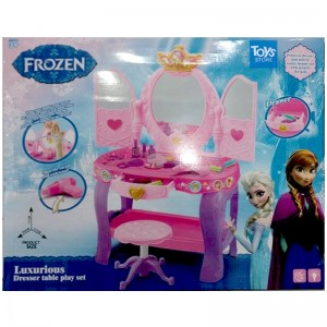 FROZEN - DRESSING TABLE FOR BABY GIRLS