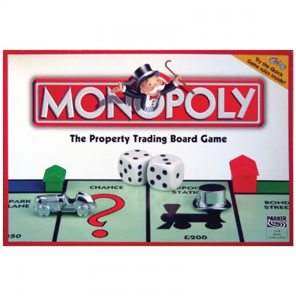 Monopoly - PROPERTY TRADING GAME
