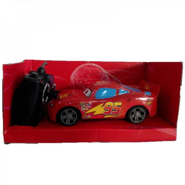 Remote Control Cars - Lightning Mcqueen-Small