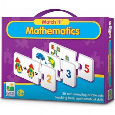 MATCH IT - MATHEMATICS Learning for Kids