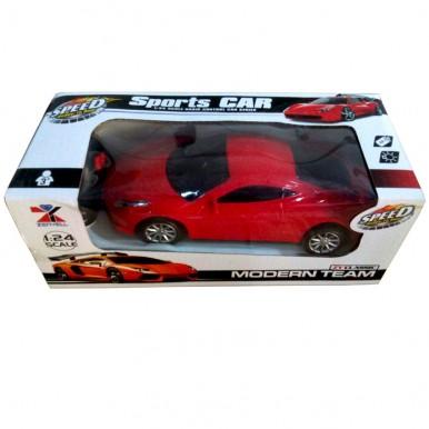 RC FERRARI TOY CAR - RED SMALL