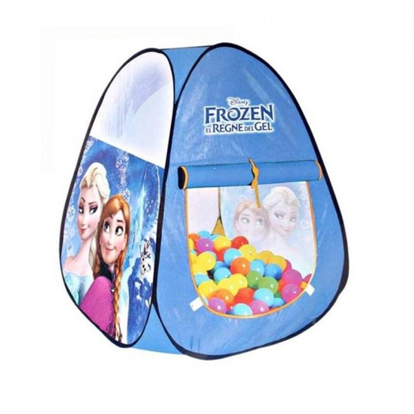 FROZEN SNOW TENT BALL HOUSE FOR KIDS