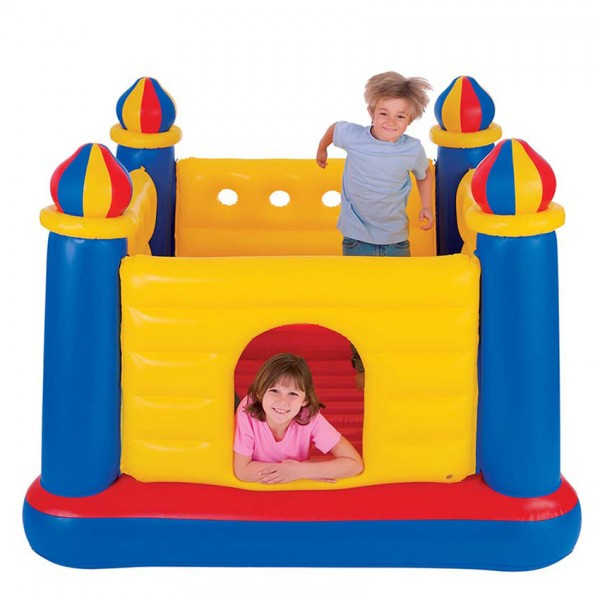 INTEX – JUMPING CASTLE INFLATABLE BOUNCER