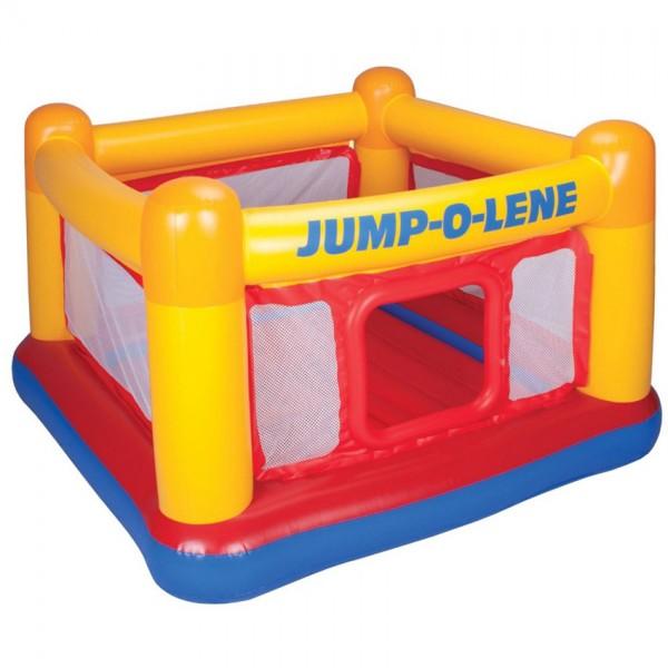 INTEX- JUMP-O-LENE PLAYHOUSE BOUNCER INFLATABLE