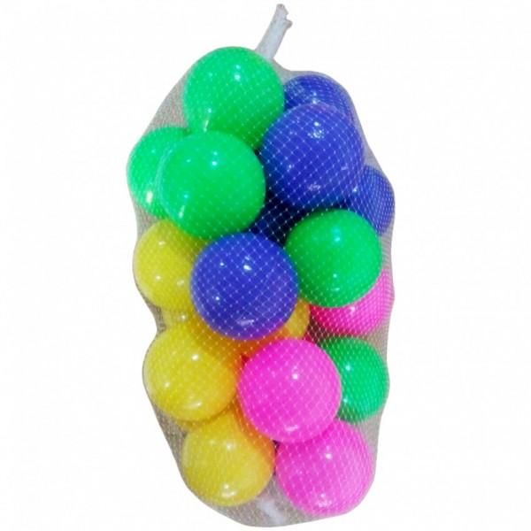 Soft Plastic Tent Balls 25 PCS