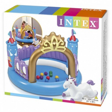 INTEX - MAGIC CASTLE BOUNCER FOR KIDS
