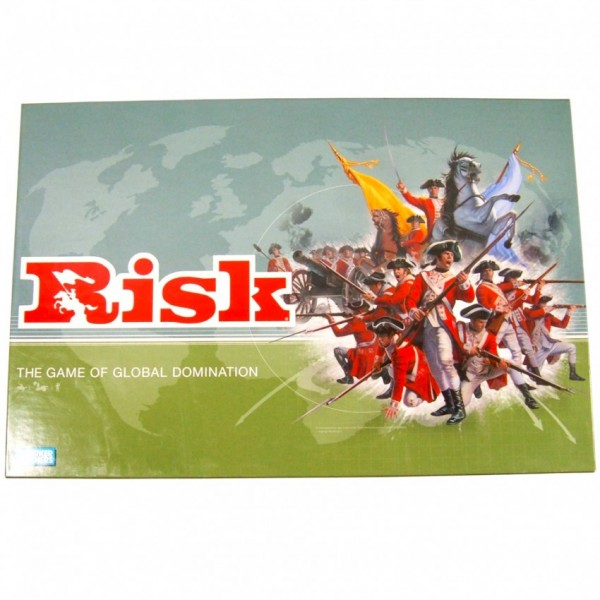 Risk Board Game for Kids and Teenagers