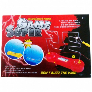 BUZZ WIRE GAME Set for Kids