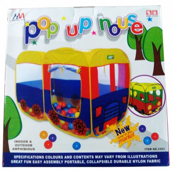 Pop up Ball House Tent