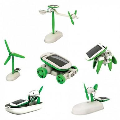 DIY - SOLAR ROBOT KIT for KIDS