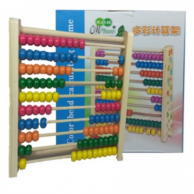 ABACUS CALCULATING FRAME for kids learning