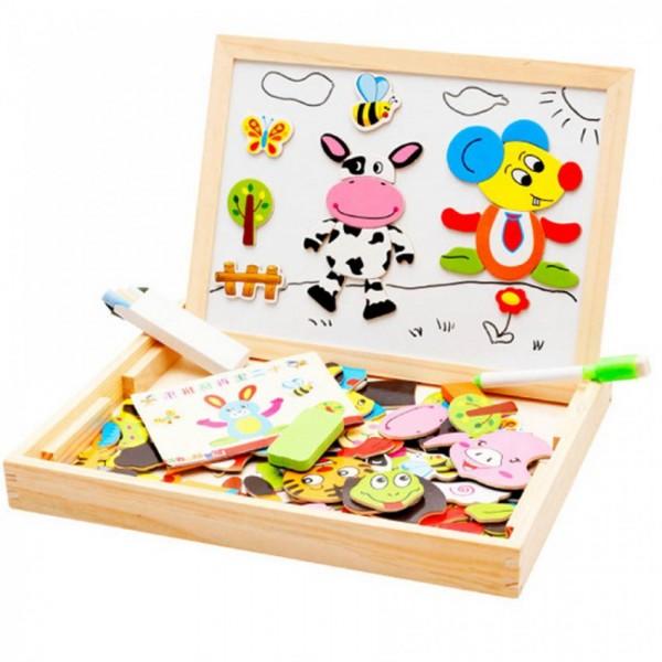 INTELLIGENCE PUZZLE for KIDS - ANIMAL