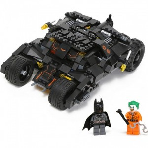 BATMAN BATMOBILE - LEGO SET for KIDS