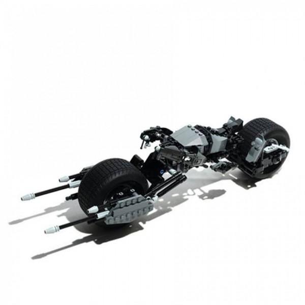 Bat Cycle - Batman Cycle Lego