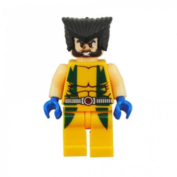 Super Hero Lego - Wolverine