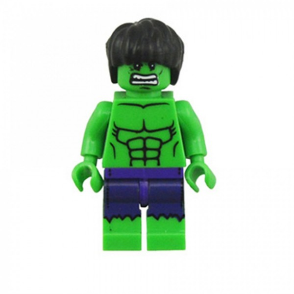 Super Hero Lego - Hulk