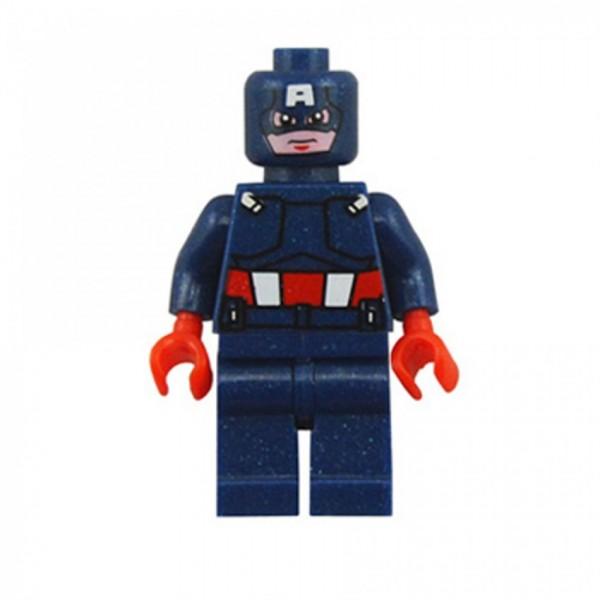 Super Hero Lego - Captain America