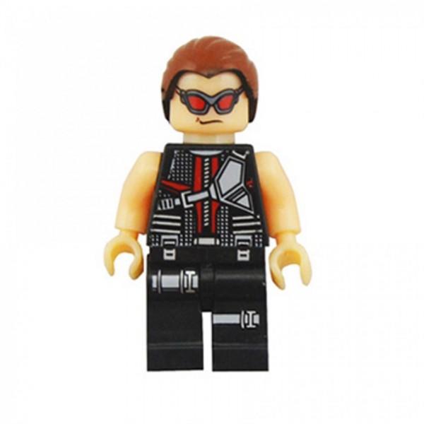 Super Hero Lego - Hawk Eye