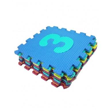 Numbers Puzzle - Foam Floor Mat