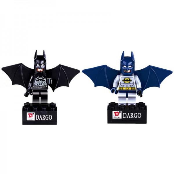 Pack Of 2 Batman Lego Compatible A