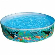 Intex - Inflatable Coral Reef Pool - 58472
