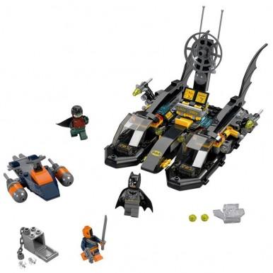 BATMAN LEGO - BATBOAT HARBOUR PURSUIT