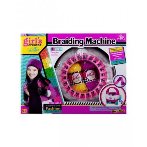 Girls Creator Braiding Machine