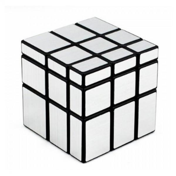 Rubiks cube Silver Magic Genius Cube
