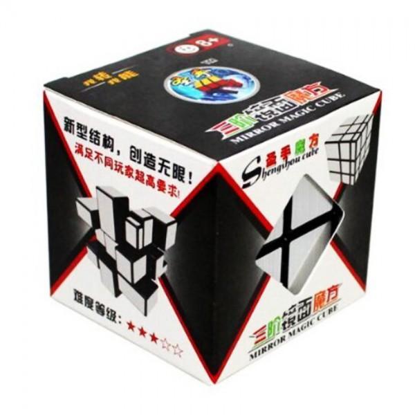 Rubik's cube Silver Magic Genius Cube