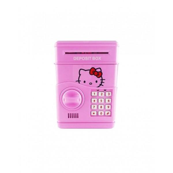 Hello Kitty Electronic Money Safe