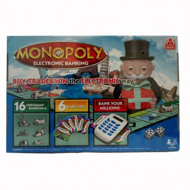 Monopoly Electronic Banking Game