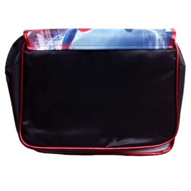 Spiderman School File Bag