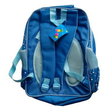 Doraemon Blue SchoolBag - 8713