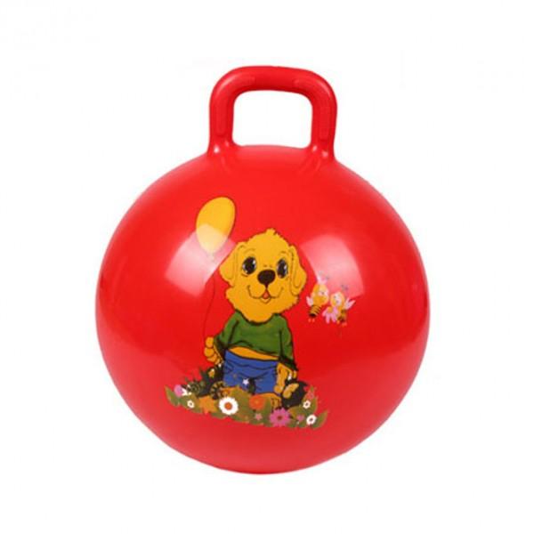 Skippy Ball For Kids - Red