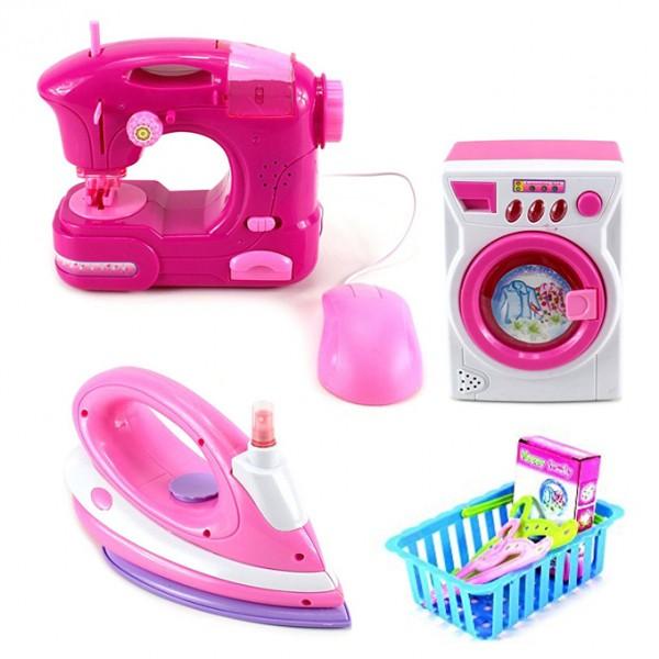 Frozen - Wash and Iron Home Appliances Set