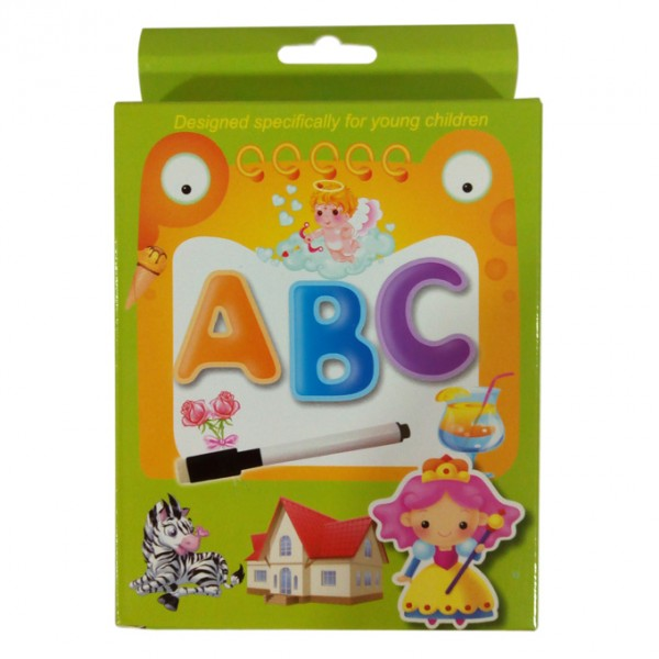 ABC Alphabets Learning Flash Cards With Marker