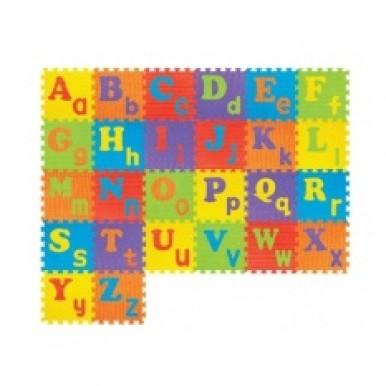 A To Z Foam Floor Play Mat - Large - 26 sqft