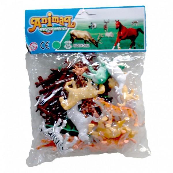 WILD ANIMALS toys for kids