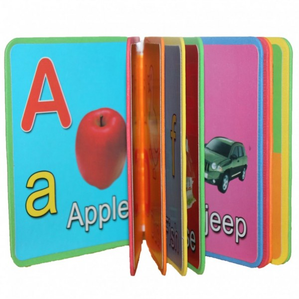 ABC FOAM BOOK - SMALL
