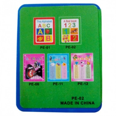 123 FOAM BOOK for KIDS - SMALL