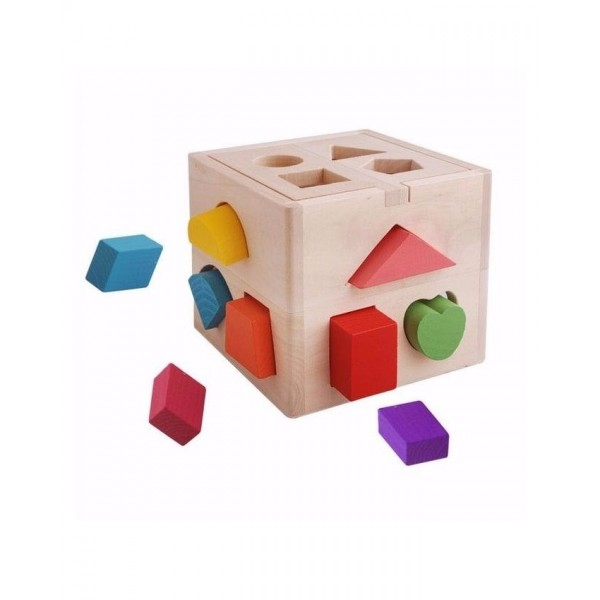 SHAPES SORTING INTELLIGENCE BOX for Kids