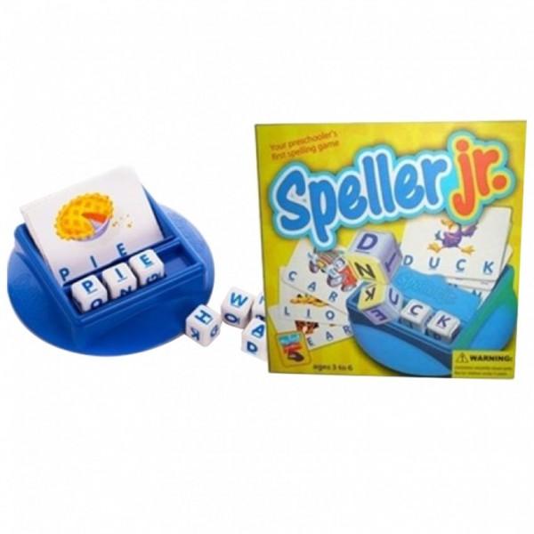 SPELLER JR - LEARNING GAME for KIDS