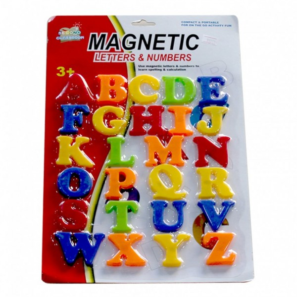 ABC - MAGNETS for KIDS LEARNING