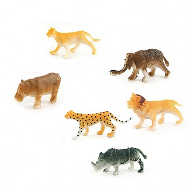 Animal Kingdom Plastic toys (Big)