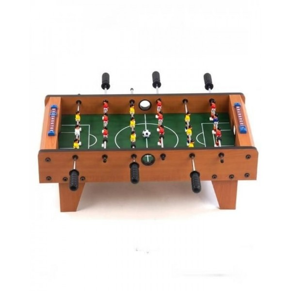 Wooden Soccer Football Game Table - Small