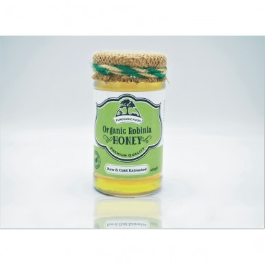 Organic Robinia Honey