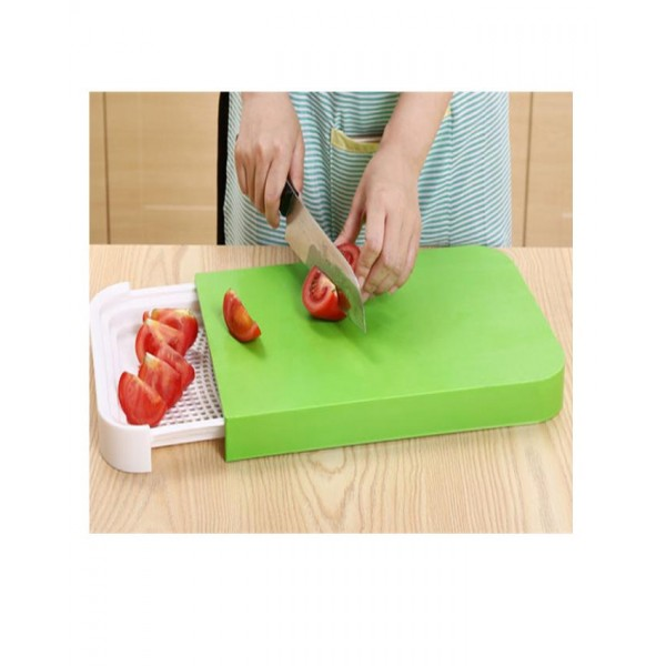 Sliding Cutting Board for Kitchen