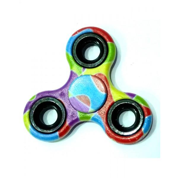 Fidget Spinner - Rainbow Design