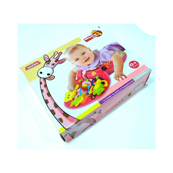 MeyingPrice Baby Neck Pillow - Pink - 023-23